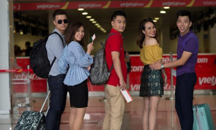 Enjoy promotional Vietjet tickets priced from VND0 on three Golden days!