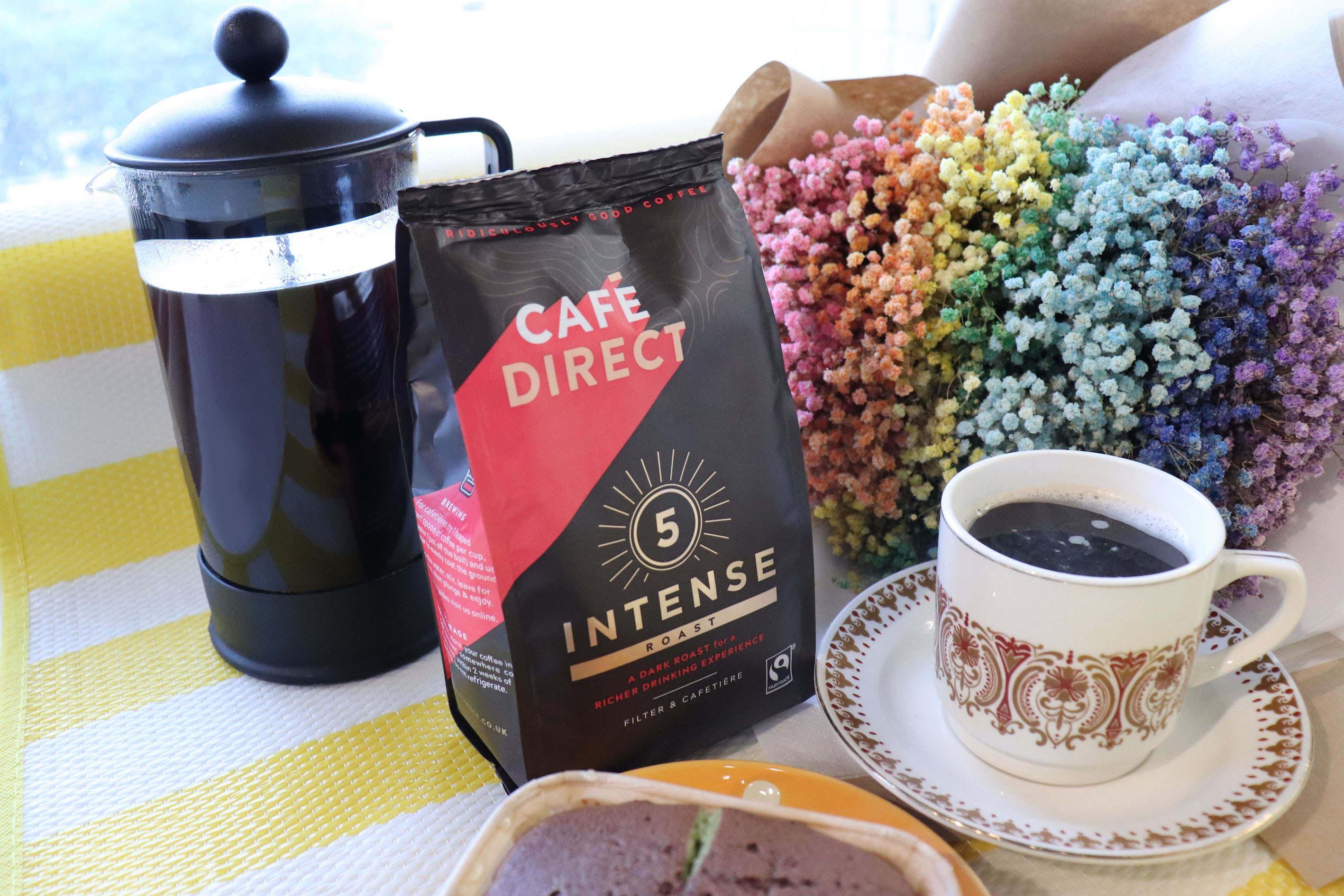 Cafédirect presents 3 coffee blends for Worldly Foodies! - Alvinology