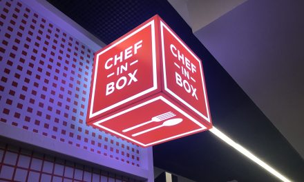 Enjoy World Class Food from Chef-In-Box Vending Machines!