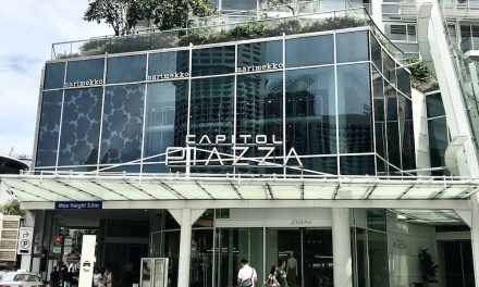 Shop Till You Drop: Capitol Piazza Review – high end boutiques and food!