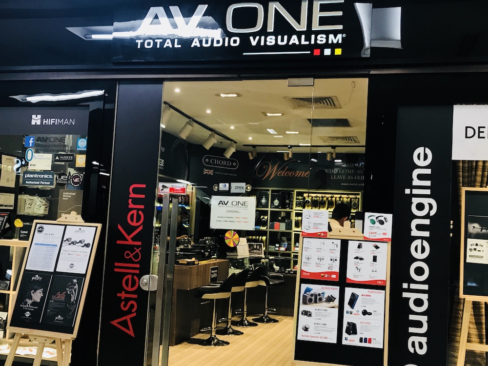 Shop Till You Drop: Adelphi Mall Review – perfect for audiophiles and for a salon trip - Alvinology
