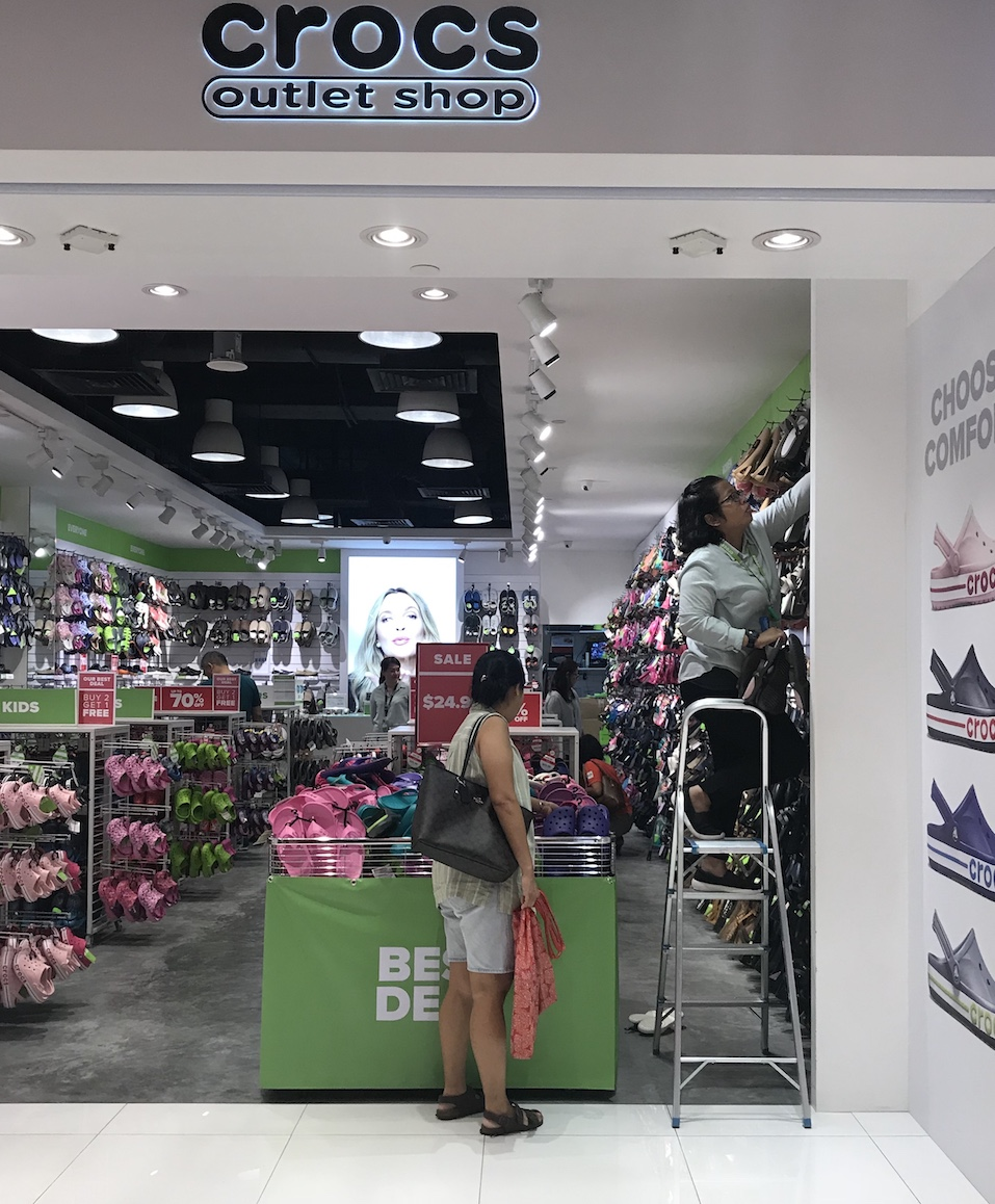 Shop Till You Drop: IMM Mall Review - a shopping paradise in the West - Alvinology
