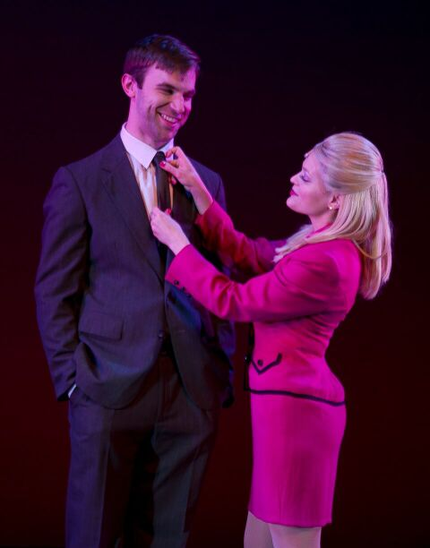 OMG!!! Legally Blonde - The Musical is finally in Singapore! - Alvinology
