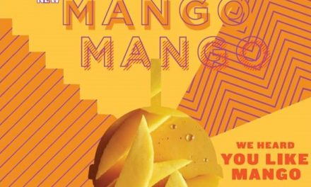 The Starbucks Mango Mango Frappuccino is here