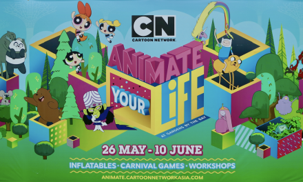 Animate Your Life At Cartoon Network's Largest Fun Festival In Asia