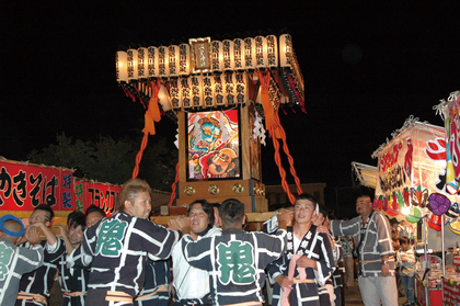 Nikko Festival in Japan features Grand Heike and Archery Event