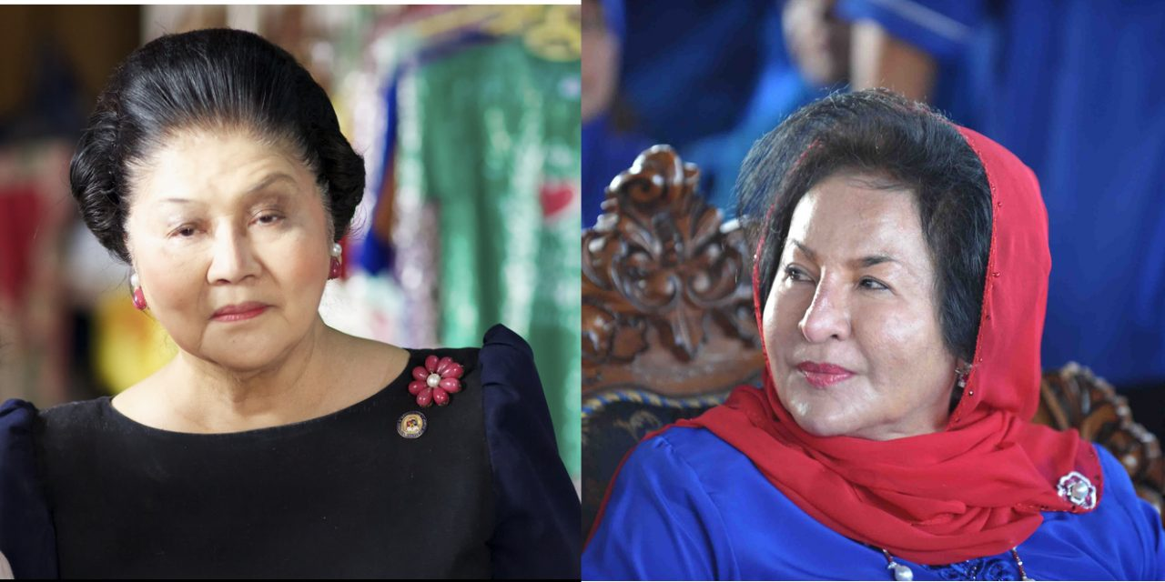Rosmah vs Imelda? Who is the true Southeast Asian First Lady of Seized Luxury?