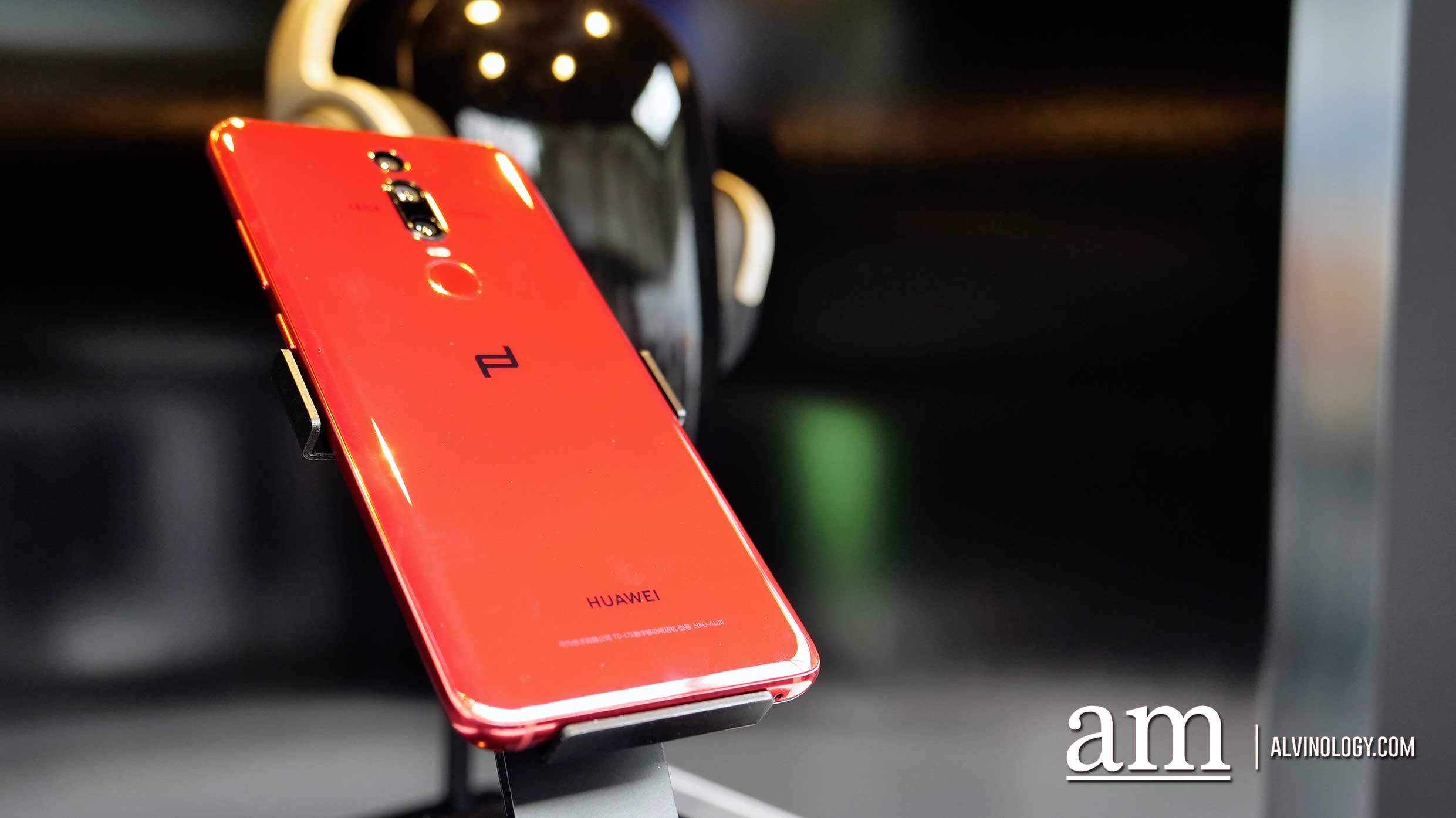 World's most expensive smartphone - PORSCHE DESIGN HUAWEI Mate RS is now available in Singapore - Alvinology