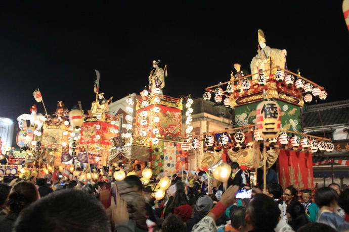 Things to do in Tochigi City: Experience an autumn festival celebrated since 1874 - Alvinology