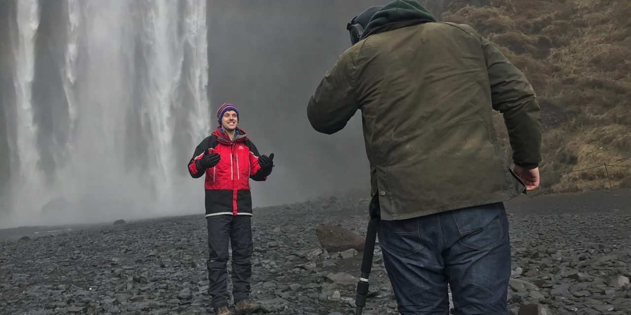 BBC Earth Presenting Team is looking for New Talent – that could be you!