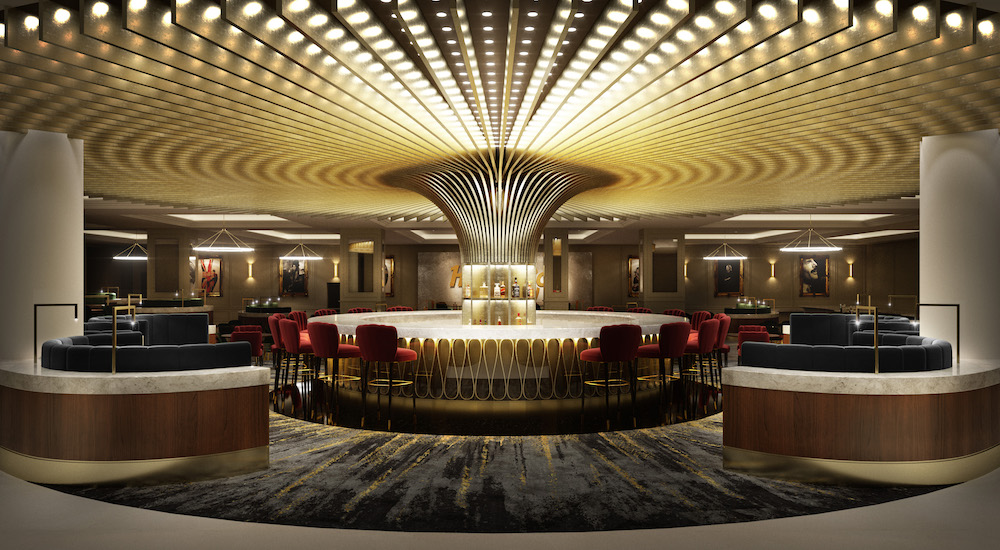 Hard Rock Hotel London is set to launch in 2019 and here's a first look inside!