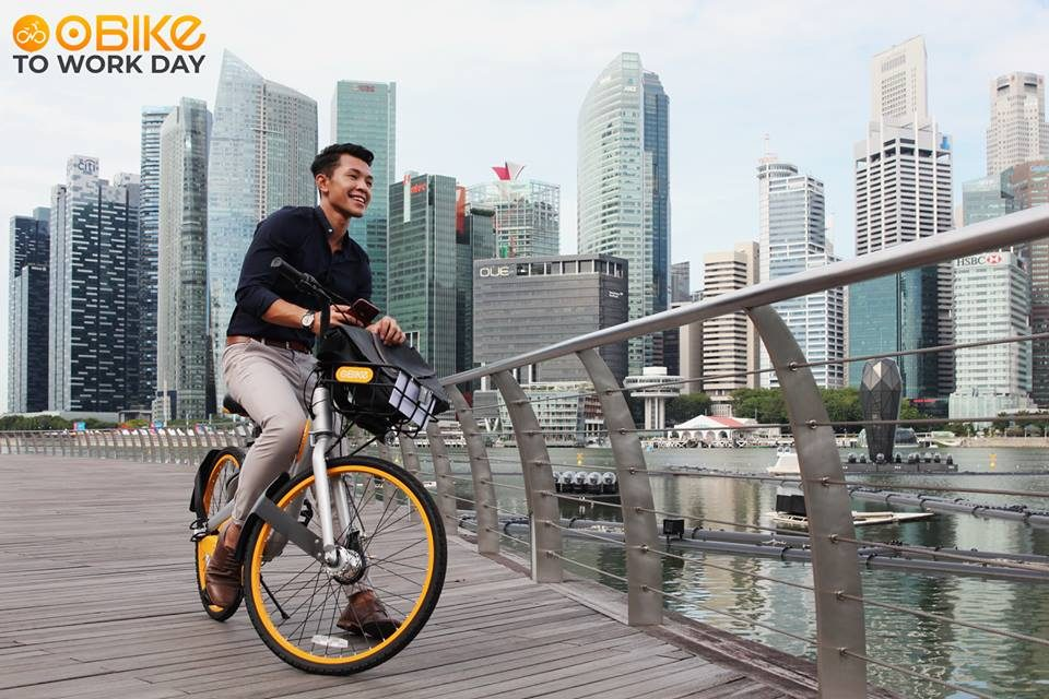 oBike stops operations in Singapore, users having trouble getting $49 refund