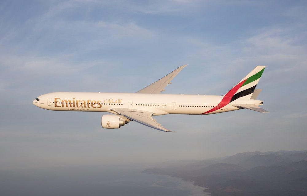 Emirates will launch flights between Edinburgh and Dubai starting October 2018