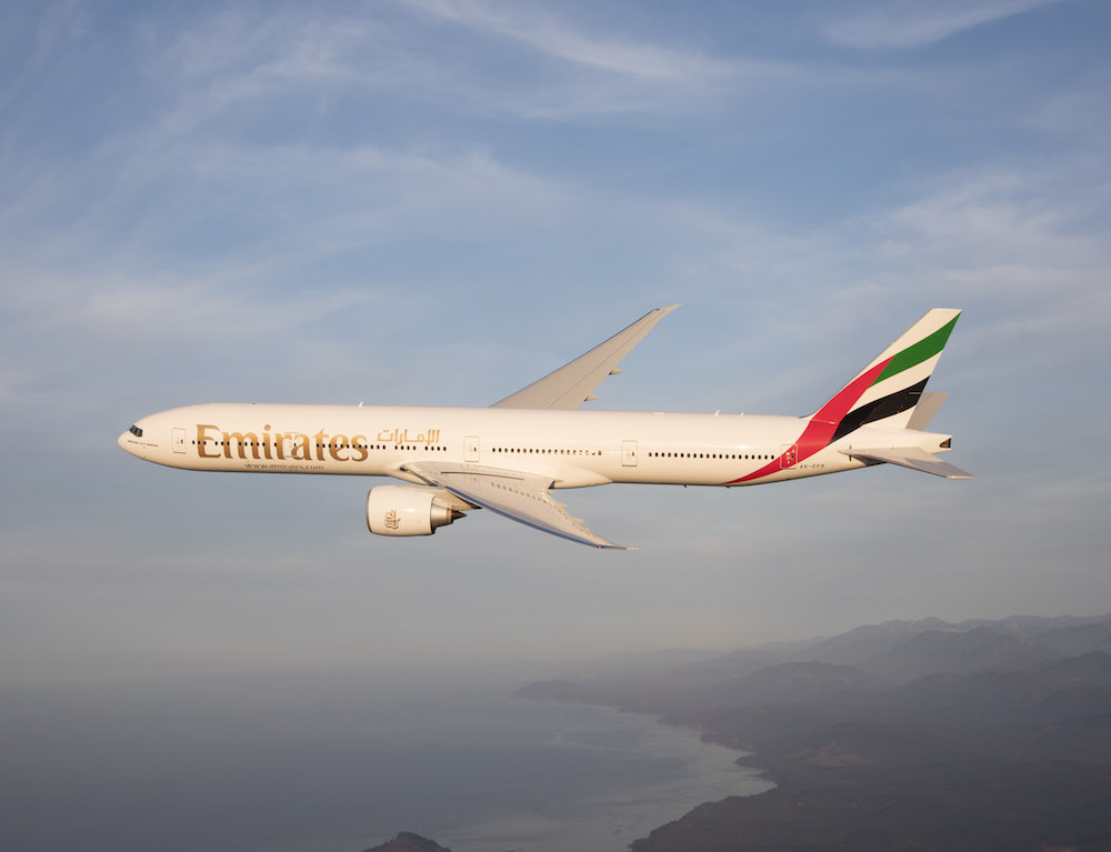 Emirates will launch flights between Edinburgh and Dubai starting October 2018 - Alvinology
