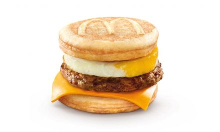 McDonald's launches the new Chicken Pizza Kicks, desserts, and all-day breakfast for Sausage McGriddles!