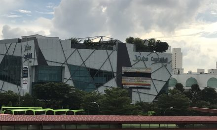 Shop Till You Drop: JCube Mall Review  – Jurong East's hidden gem!