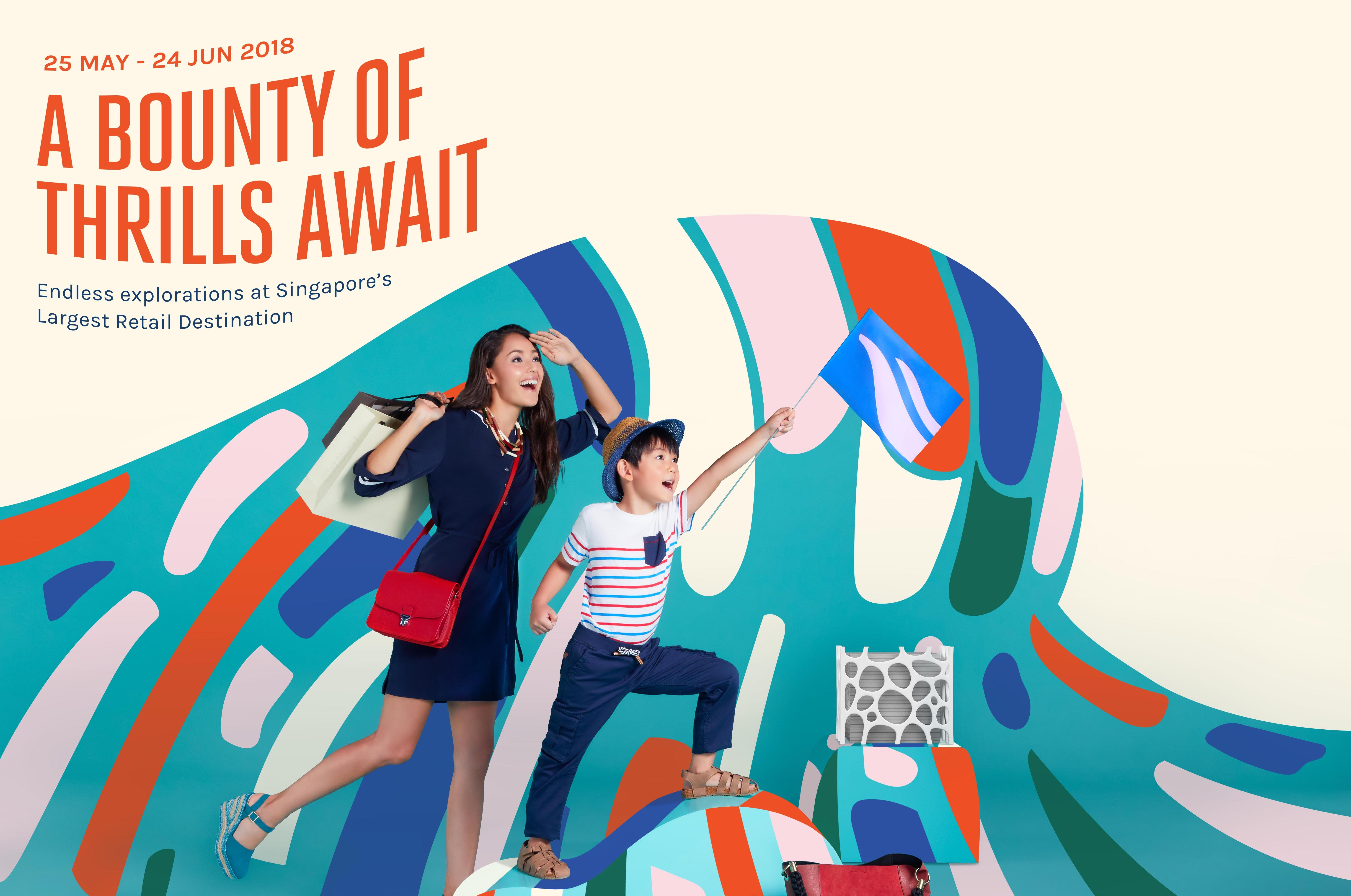VivoCity has exciting new promos for all mallgoers from now until June 24 - Alvinology