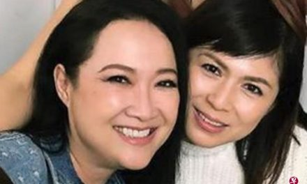 Besties Hong Huifang and Pan Lingling fall out over misunderstanding