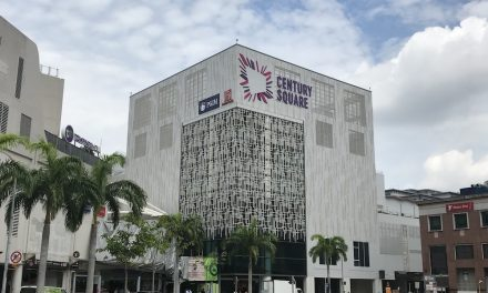 Shop Till You Drop: Century Square Mall Review