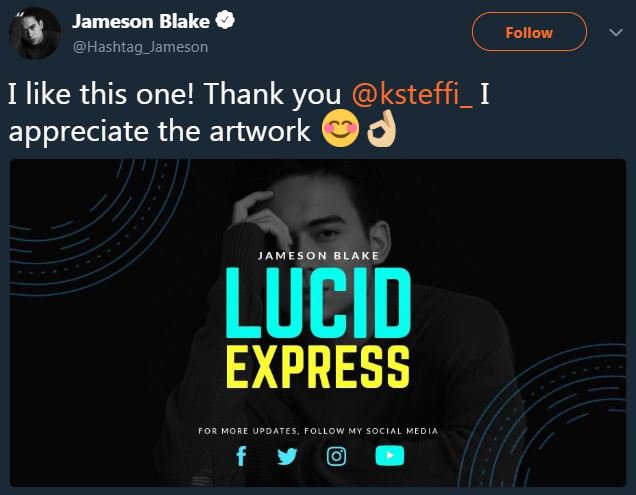 """Filipino celebrity Jameson Blake solicits free graphic design work in exchange for """"shout-out,"""" gets what he deserves - Alvinology"""