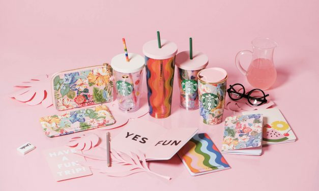Starbucks x Ban.do is back with two, new, foamy, iced drinks