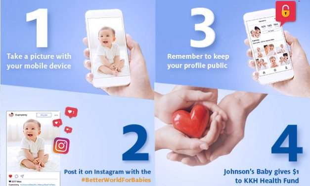 """JOHNSON'S celebrates 125 years with the """"Social Snaps That Help"""" Campaign"""