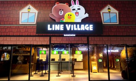 World's First LINE VILLAGE opens in Bangkok