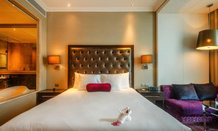 Our Radisson Blu Plaza Bangkok experience is one we won't ever forget