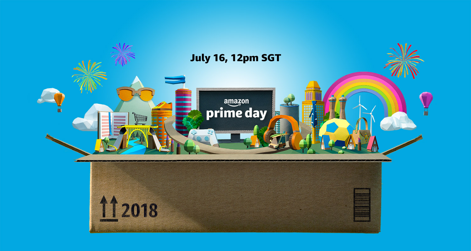 Amazon Prime Day 2018 goes live July 16, free games and 20% off all AmazonBasics starts now - Alvinology
