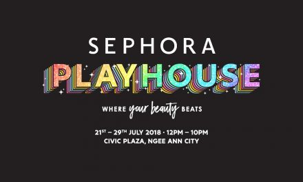 Sephora organizes its first Sephora Playhouse exclusively for Beauty Pass members!