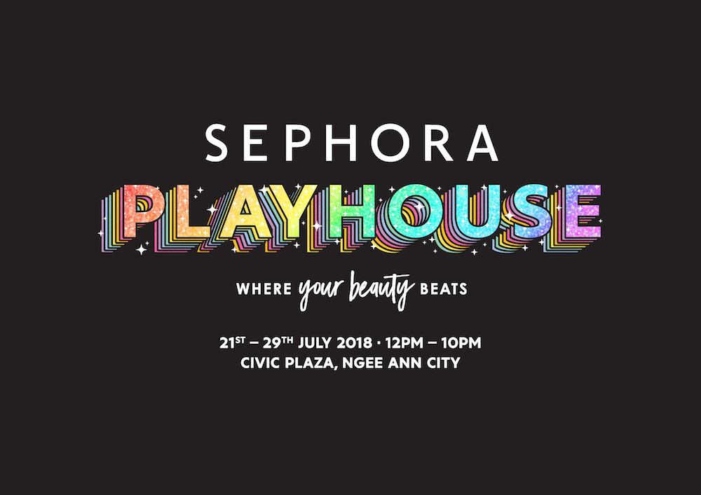 Sephora organizes its first Sephora Playhouse exclusively for Beauty Pass members! - Alvinology