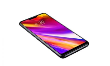 Purchase the LG G7+ ThinQ and get a free LG Smart TV or IT accessories