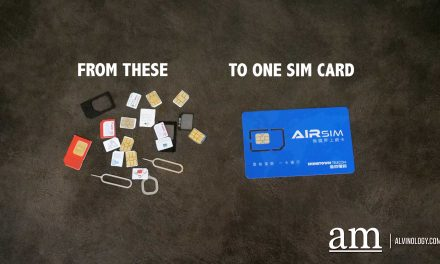 Enjoy data service in over 100 countries with just one SIM card from AIRSIM – here's how