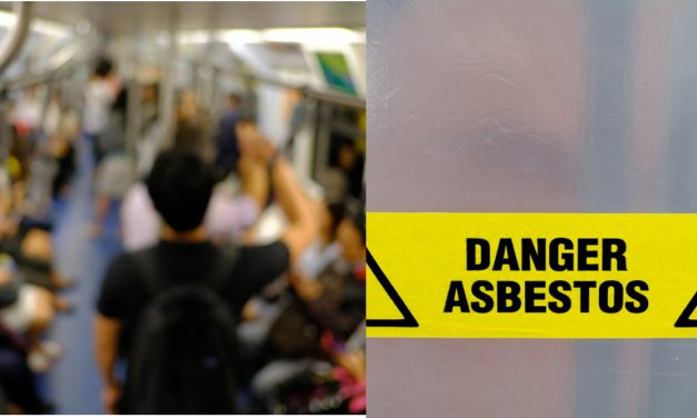 Burning smell on the MRT? SMRT first says it's asbestos then takes it back