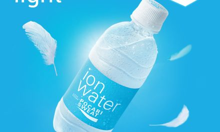 POCARI SWEAT ION WATER is now available to keep you hydrated 24/7!