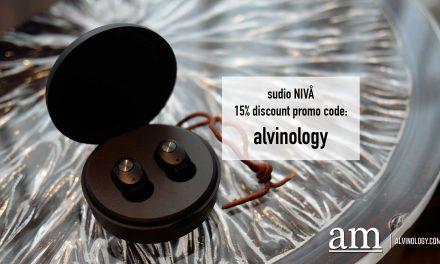 sudio Nivå wireless earphones – 15% off promo code