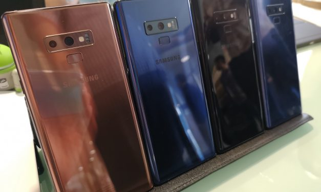 Battle of the large smartphones: Samsung Galaxy Note9, Huawei P20 Pro and the future iPhone X Plus