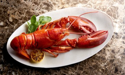 Morton's of Chicago promotion: 2-pound lobster at SGD$88++ on 30th August