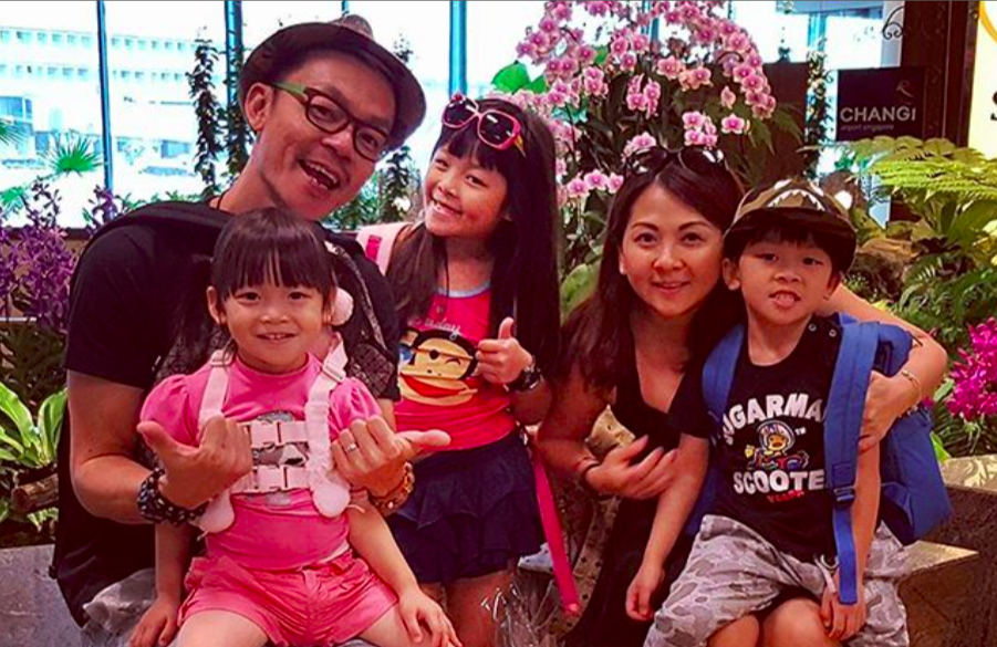 Mark Lee's 5-year-old child suffers from rare kidney disease, asks other parents for information
