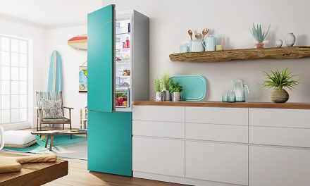 Bosch Launches VarioStyle Freezer-Fridge