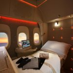 Emirates' Game-Changing First Class Private Suites Win Gold at the Future Travel Experience Global Awards