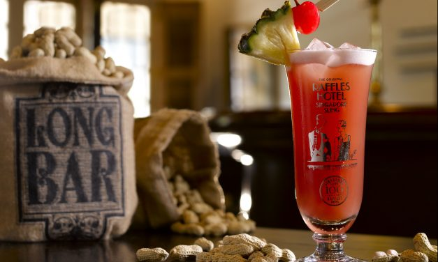 Raffles Hotel Singapore's Long Bar Reopens Its Doors with Cocktails Starting at $28
