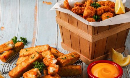 Old Chang Kee reveals new set of cheese products