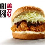 Serving real great taste with KFC's new Tori Katsu Burger