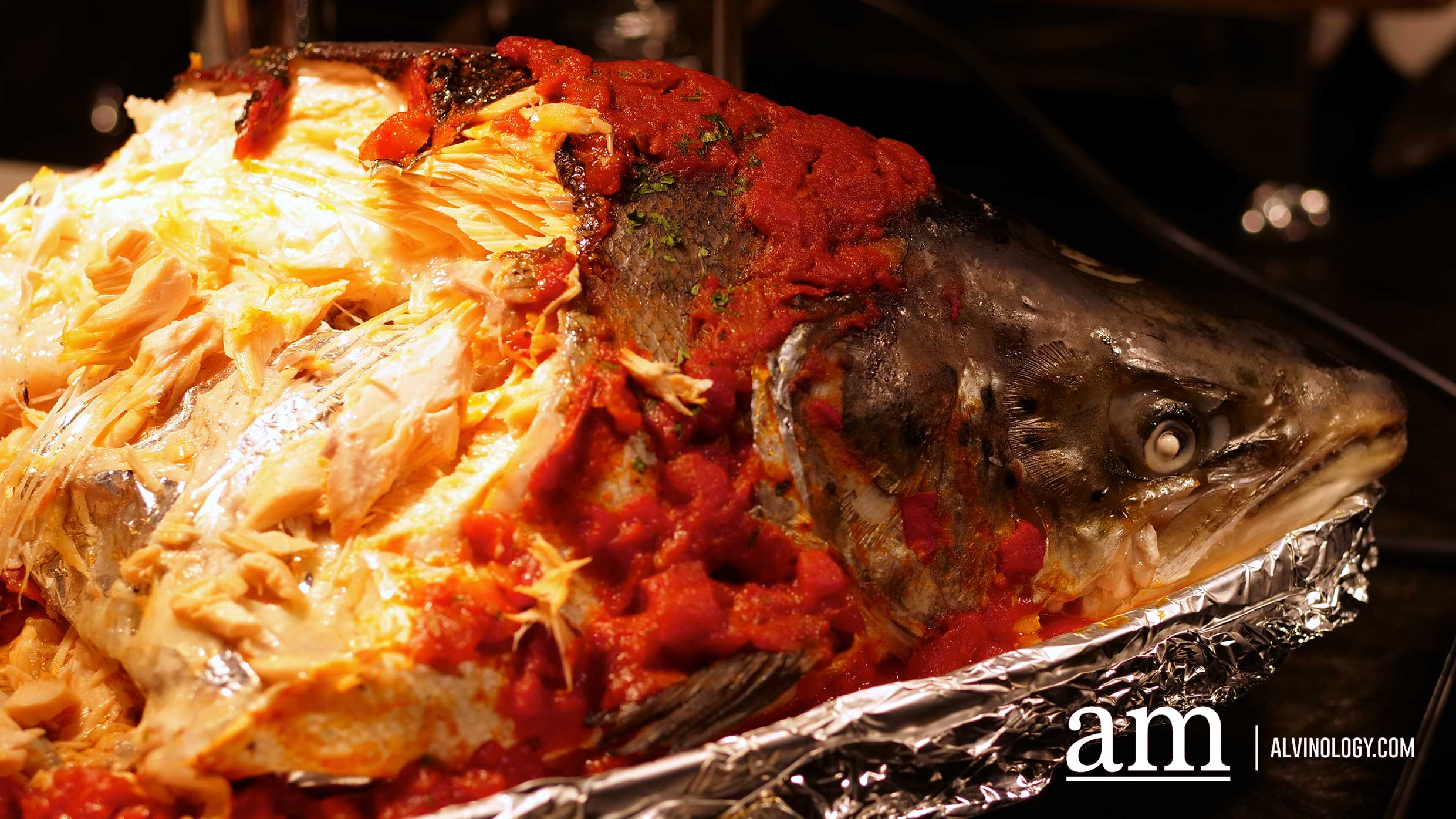 All-you-can-eat Lobster Buffet at Hotel Jen Tanglin for just S$129 for Two - Alvinology