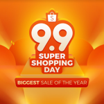Shopee 9.9 Super Shopping Day hits over 5.8 million orders in 24 hours