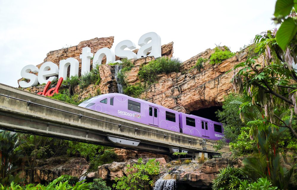 New ways on how to get in Sentosa for free starting October 1, 2018