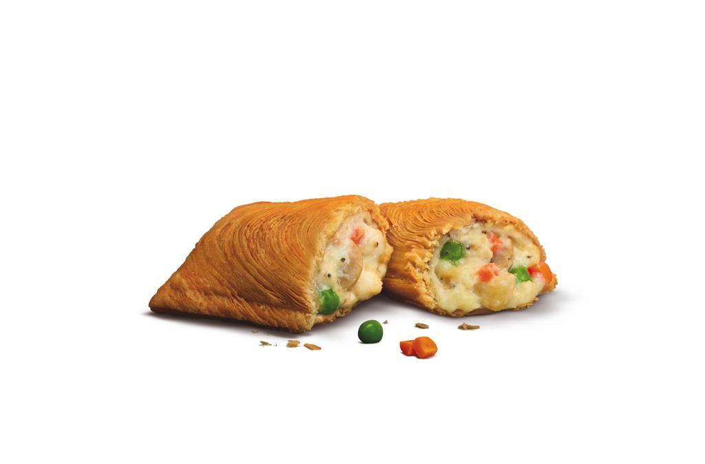 McDonald's Samurai makes a comeback with new Creamy Herb Chicken Pie, available for a limited time only - Alvinology