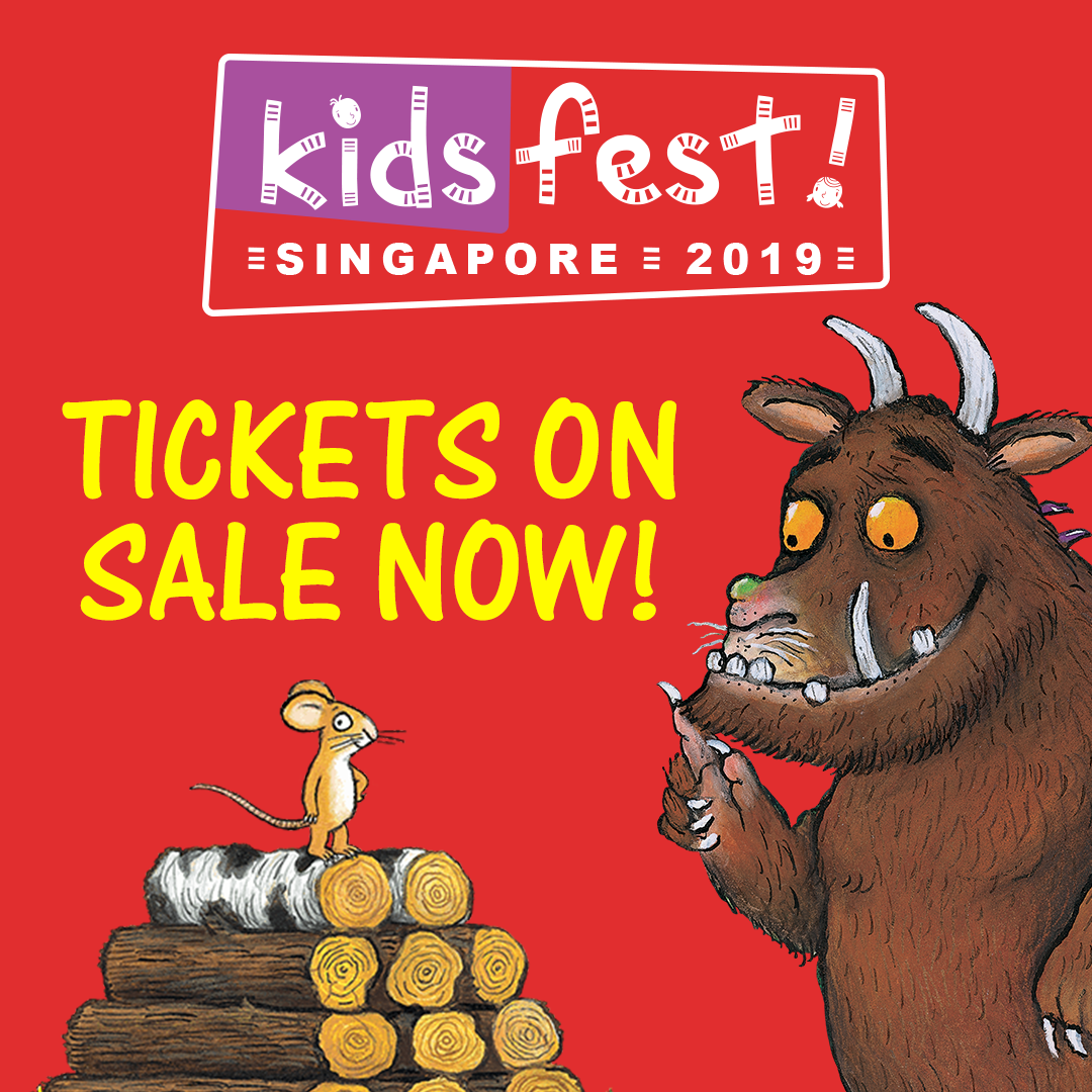 [Giveaway] Kidsfest 2019 tickets are on sale now and we have show tickets to giveaway! - Alvinology