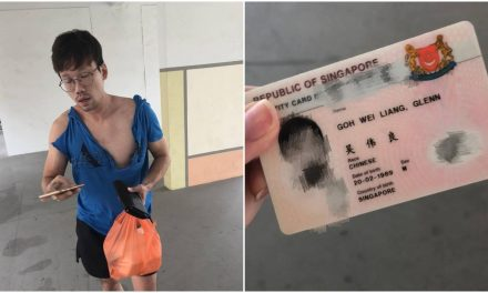 Who is Glenn Goh Wei Liang? Is the ex-Navy operations supervisor STILL taking upskirt videos after serving jail time?